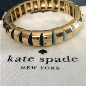 Kate spade sliced skeleton bracelet